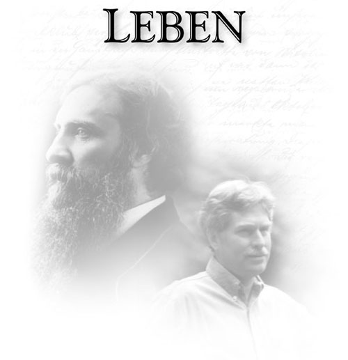 Leben - The MacDonald/Phillips Magazine >> The magazine dedicated to the legacy of George MacDonald and the spiritual vision of Michael Phillips.