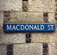 George MacDonald's Scotland
